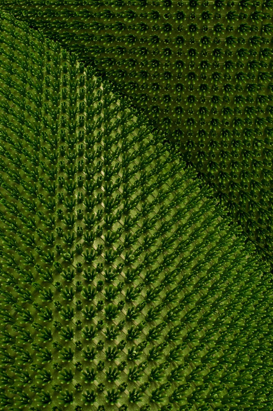 Atplast rullaruohomatto vihreä.